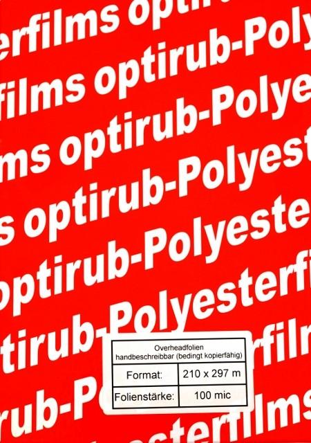 Kopierfolie für Farbkopierer und Farblaserdrucker