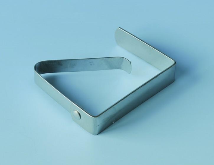 Tischklammer zur Befestigung von Sichtblenden