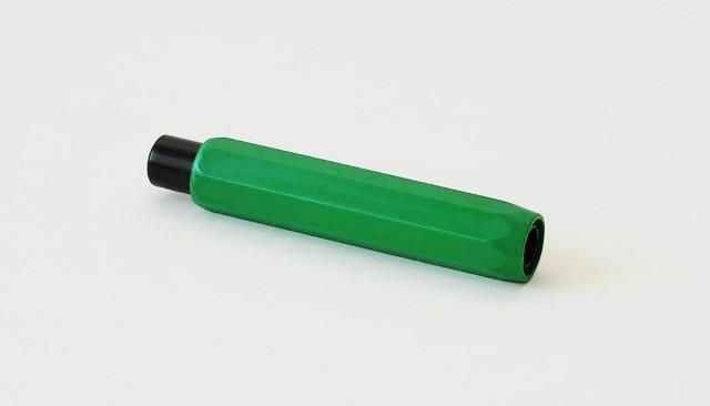 Kreidehalter grün, für 10 mm ø, z. B. Giotto Robercolor