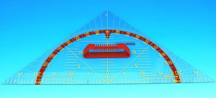 Geo-Zeichendreieck 60 cm