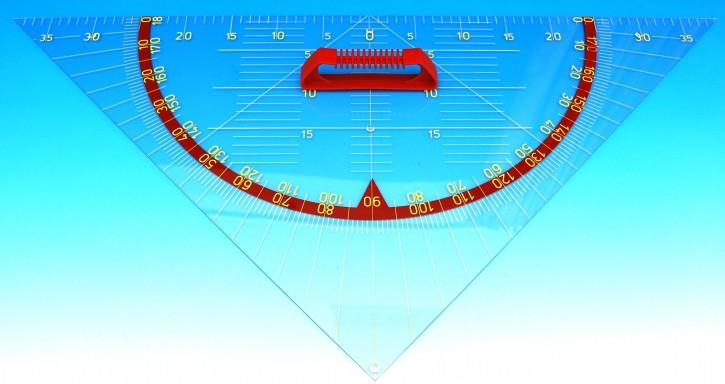 Geo-Zeichendreieck 80 cm