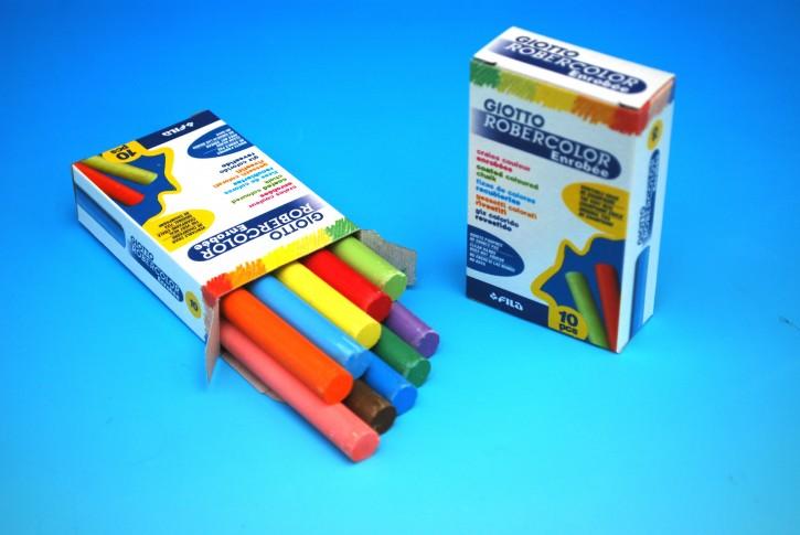ROBERCOLOR enrobee 10-farbig sortiert Schachtel à 10 Stück