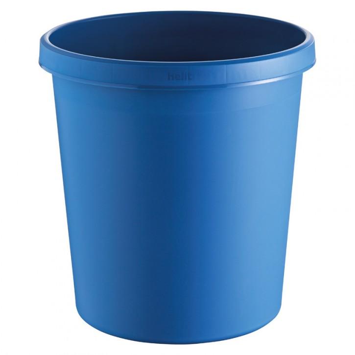 Papierkorb Spitzenfabrikat helit 18 Liter